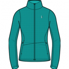 Womens Endure Full Zip - Closeout Robins Egg X Small