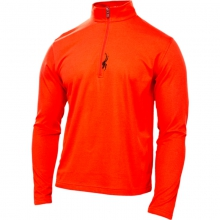 Mens Buckhorn T-Neck - Closeout Volcano/Black Medium in Kirkwood, MO