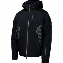 Mens Icon Jacket - Closeout Black XL by Spyder