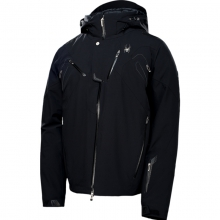 Mens Monterosa Jacket - Sale Black/Black/Black XL by Spyder