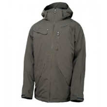 Flywheel Insulated Jacket - Men's - Osetra In Size: Small