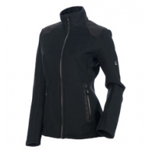 Bastille Mid Weight Core Sweater - Women's - Black In Size by Spyder