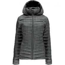 Timeless Hoody Novelty Down Jacket - Women's by Spyder