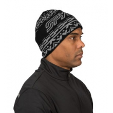 Throwback Hat Men's, Black/Bryte Yellow, by Spyder