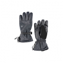MVP Conduct GORE-TEX Ski Glove Men's, Black/Black, L by Spyder
