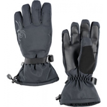 Essential Ski Glove Men's, Black/Black, L