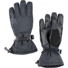 Essential Ski Glove Men's, Black/Black, L by Spyder