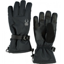 Essential Ski Gloves - Women's - Black/Silver In Size