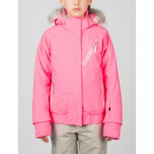 Girls Lola Jacket - Closeout Bryte Bubblegum/Bryte Bubblegu 12