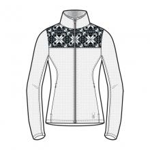 Womens Criss Sweater - Closeout White/Black/Image Gray Large