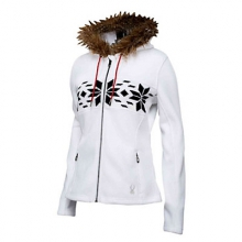 Core Soiree Hoody Faux Fur Womens Sweater