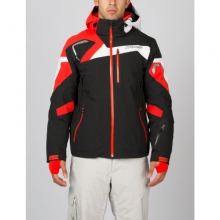 Mens Titan Jacket - Closeout Black/Volcano/White XL