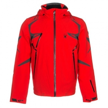 Pinnacle Mens Insulated Ski Jacket by Spyder