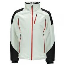 Heir Insulated Ski Jacket Men's, Black/Black/Black, L by Spyder