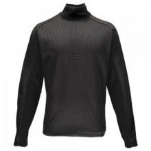 Outbound Half-Zip Midweight Core Sweater Men's, Black/Black/Black, 3XL in Chesterfield, MO