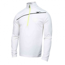 Commander Therma Stretch T Neck Mens Mid Layer by Spyder