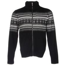 Qynn Full Zip Mens Sweater