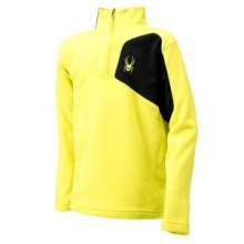 Speed Fleece Top Boys', Acid/Black, XXL