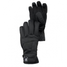 Facer Conduct Glove Boys', Black, S by Spyder