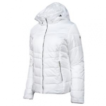 Alia Insulated Ski Jacket Women's, White, 14