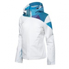 Tresh 100 Insulated Ski Jacket Women's, Girl Linear Multi Print, 16