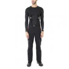 Davos Insulated Ski Pant Men's, Black/Volcano, XXL