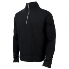 Icon Sweater Men's, Black/Black/Black, M by Spyder