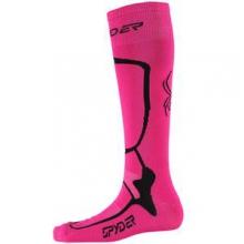 Pro Liner Ski Sock Women's, Bryte Pink/Black, L
