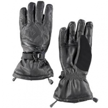 Ultraweb Ski Glove Men's, Black, L by Spyder