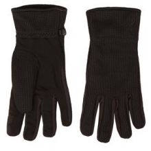 Stryke Conduct Glove Men's, Black/Black, L by Spyder