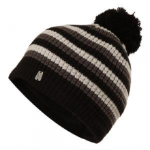Barlioche Hat Men's, Black/Polar/Cirrus,