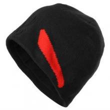 Shelby Hat Men's, Black/Volcano, by Spyder