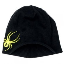 Brim Hat Boys', Black/Theory Green, by Spyder