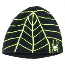 Web Hat Boys', Black/Theory Green,
