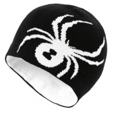 Reversible Bug Hat Boys', Black/White, by Spyder