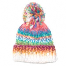 Twisty Hat Girls', White/Multi, by Spyder