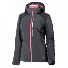 Facyt Insulated Ski Jacket Women's, Depth/Bryte Pink/White, 12