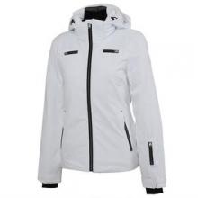 Tresh 100 Insulated Ski Jacket Women's, White/Black, 14 by Spyder