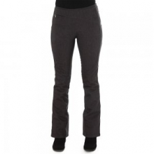 Slalom Softshell Ski Pant Women's, Black/Denim, 8
