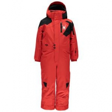 Mini Journey Insulated Ski Suit Toddler Boys', Volcano/Black, 7