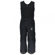 Mini Expedition Insulated Ski Pant Little Boys', Black/Black, 3