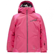 Bitsy Radiant Insulated Ski Jacket Little Girls', Bryte Bubblegum/Bryte Bubblegum, 2