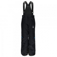 Force Ski Pant Boys', Black/Concept Blue/White, 16