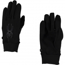 Stretch Fleece Conduct Glove Men's, Black, L
