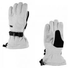 Ultraweb Ski Glove Women's, Black, L by Spyder