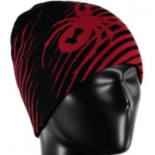 Throwback Hat Boys', Black/Red, by Spyder