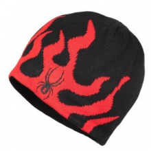 Mini Fire Hat Little Boys', Black/Red,