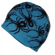Mini Bugs Hat Little Boys', Electric Blue/Black,