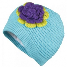 Bitsy Rosie Hat Little Girls', Freeze/Acid/Iris, by Spyder