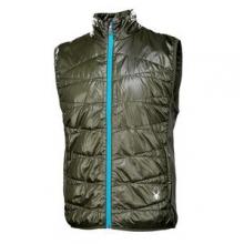 Exit Insulator Vest Men's, Osetra/Electric Blue, M